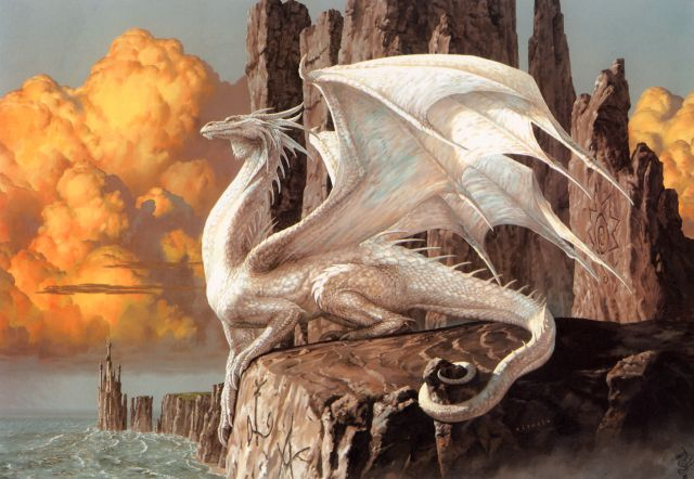 Le Dragon Blanc